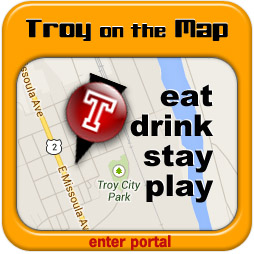 Troy On The Map